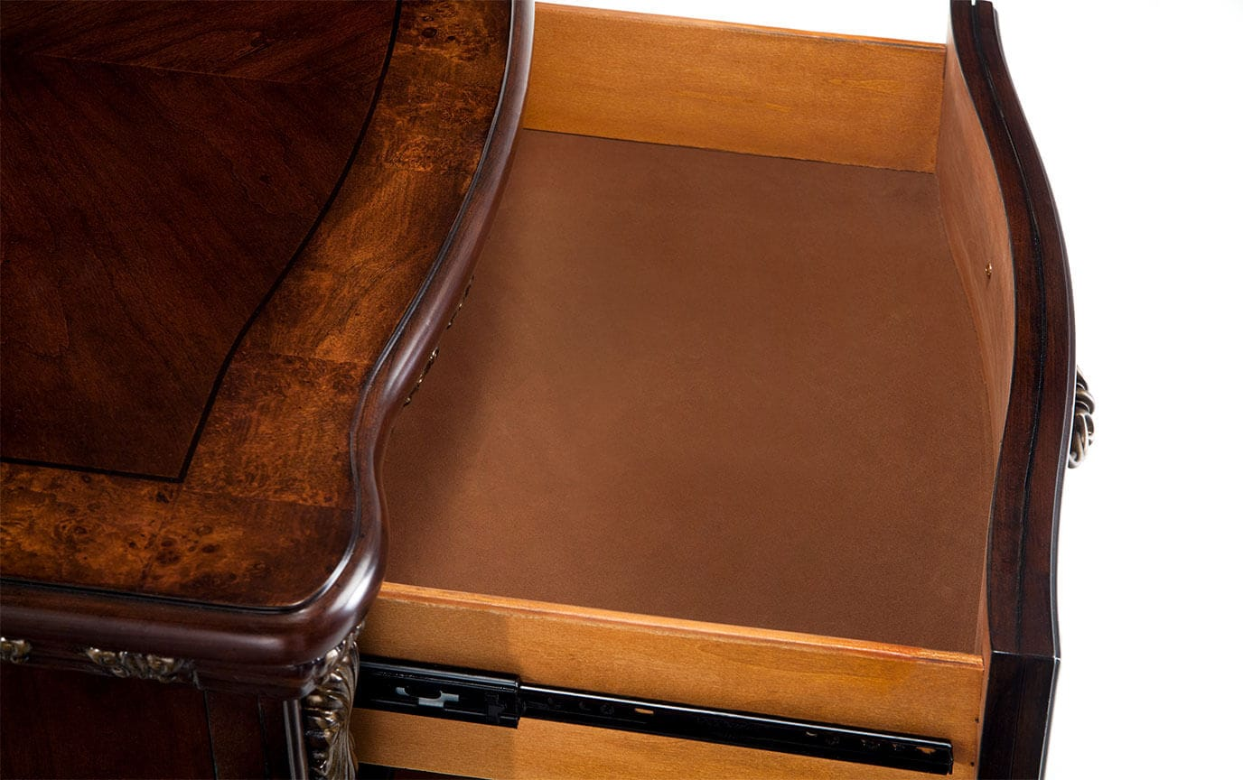 Grand Manor Nightstand
