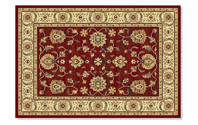 Morocco Crimson Rug 7'10