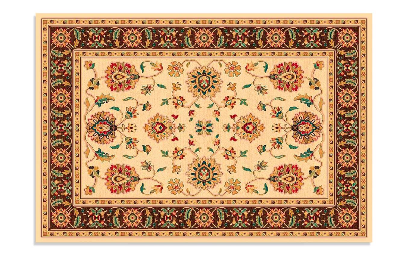 Morocco Wheat Rug 5' x 7'6
