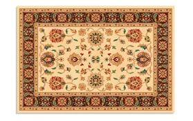 Morocco 5' x 7'6' Wheat Rug