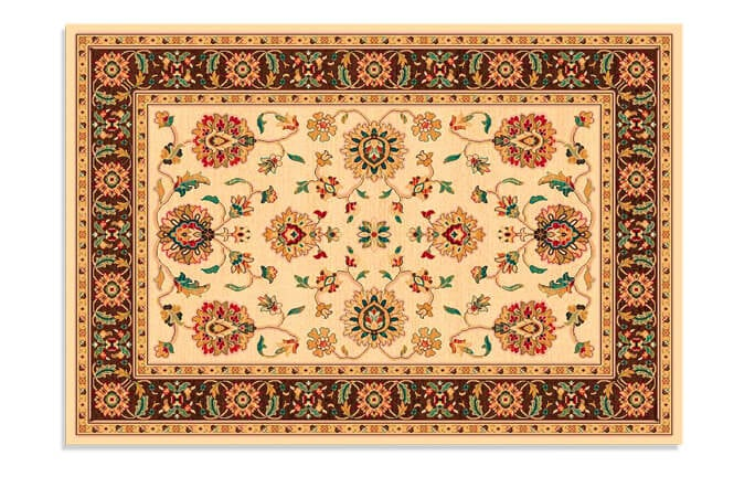 Morocco Wheat Rug (7'10