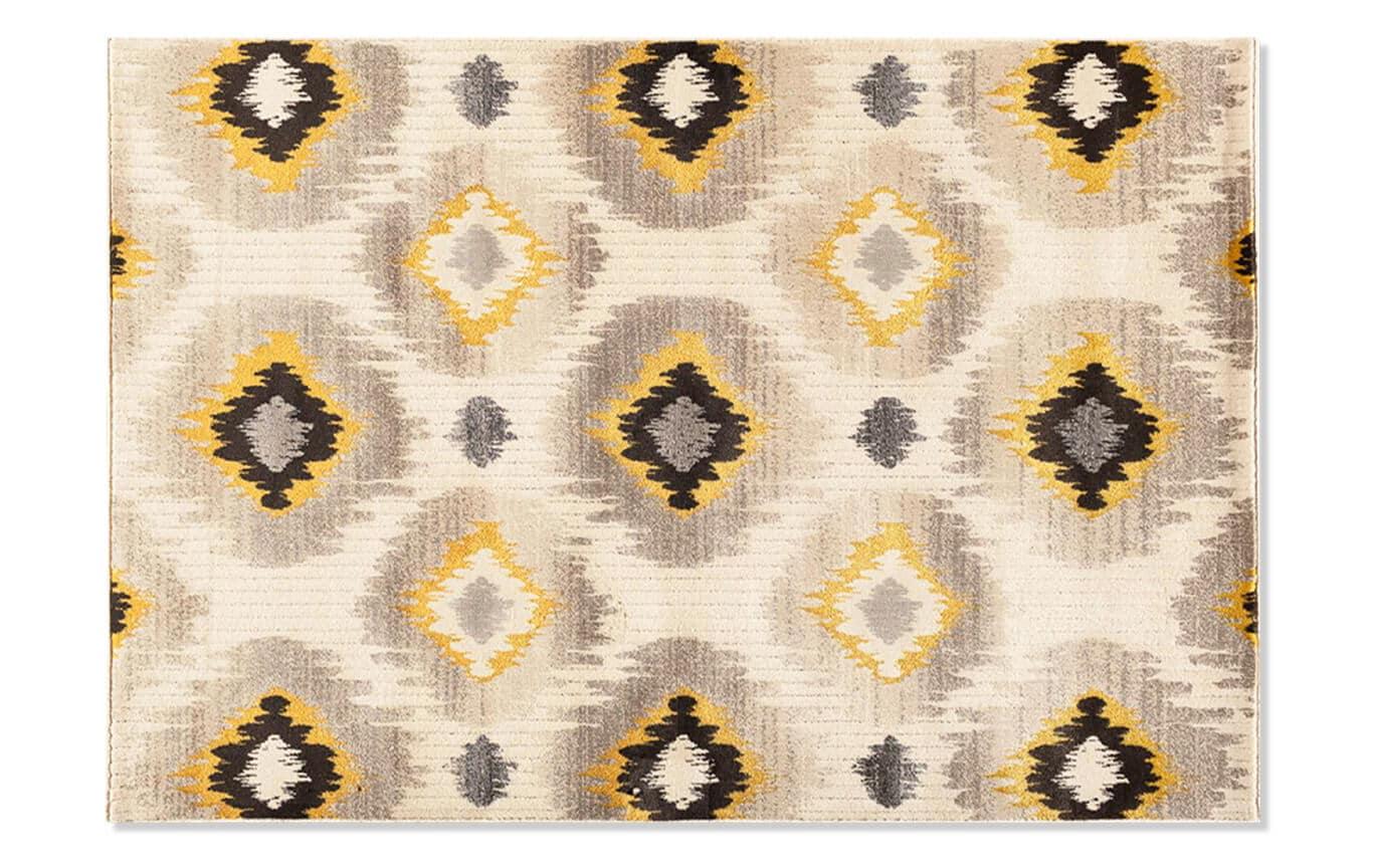 Mayan Pearl Rug 5' x 7'6