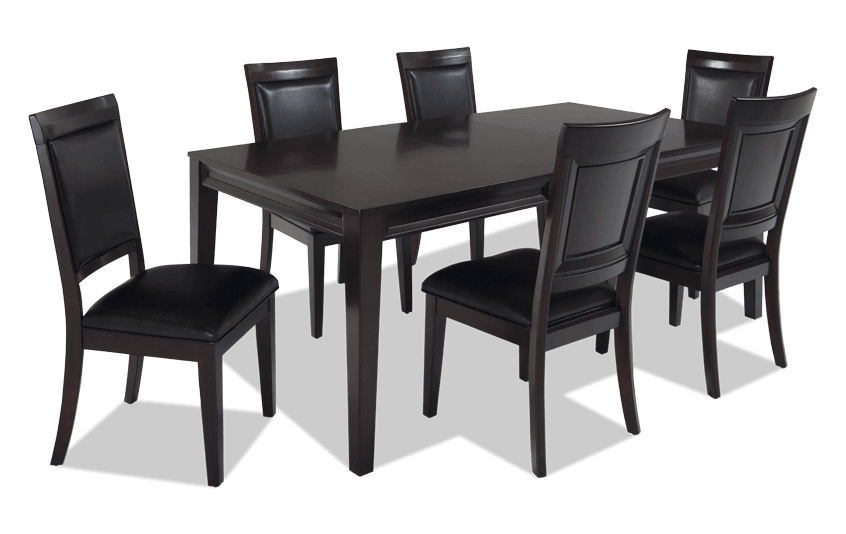 Brilliant Matrix 7 Piece Dining Set Interior Design Ideas Truasarkarijobsexamcom