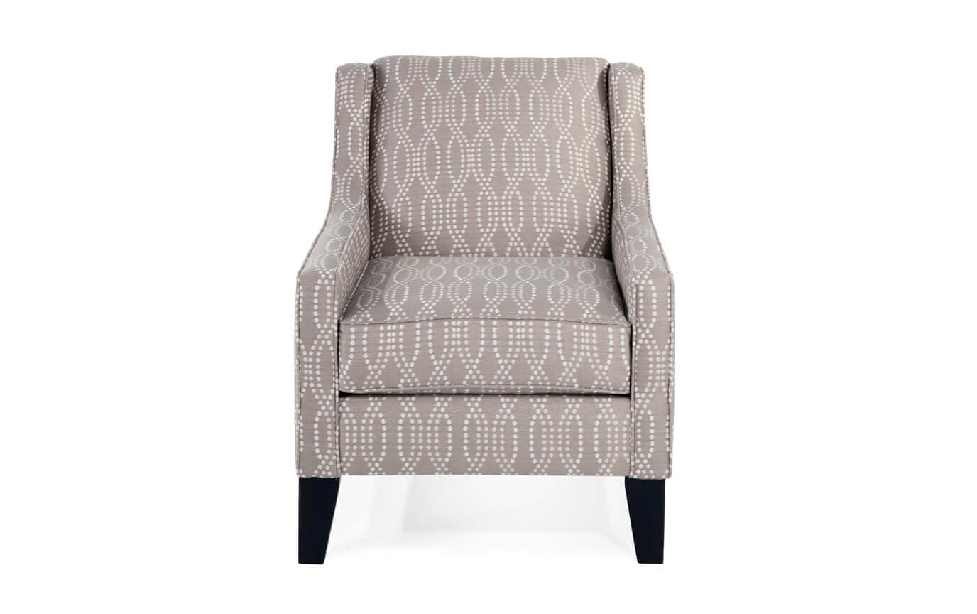 Miraculous Greyson Accent Chair Home Remodeling Inspirations Propsscottssportslandcom