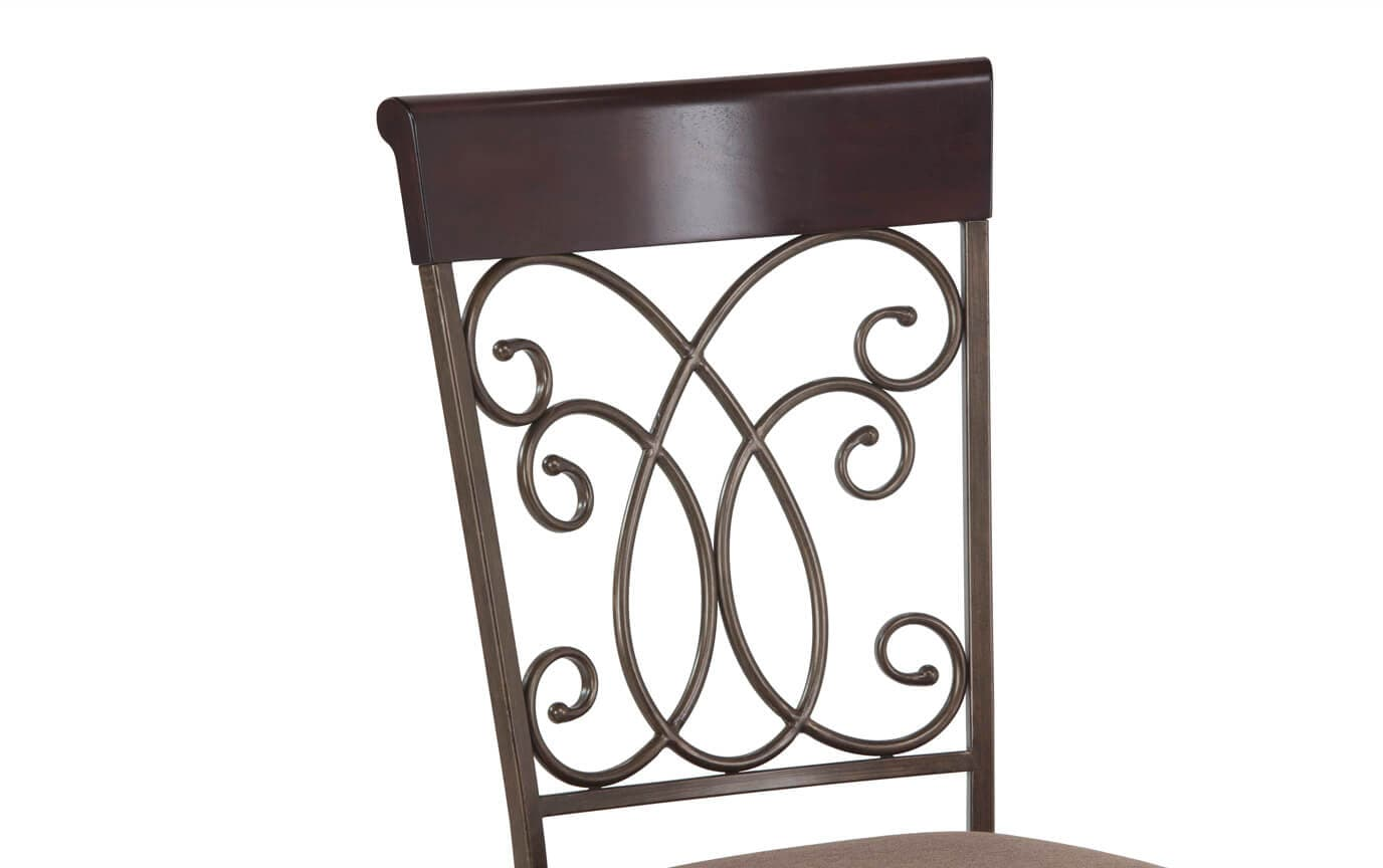 Bombay 5 Piece Dining Set