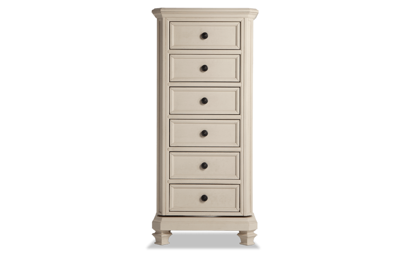 Euro Cottage Swivel Chest