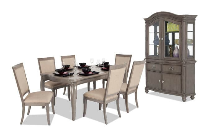 Charmant Gatsby 9 Piece Dining Set With China