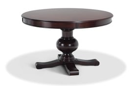 Gatsby Cherry Round Dining Table