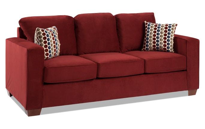Aubree Berry Sofa