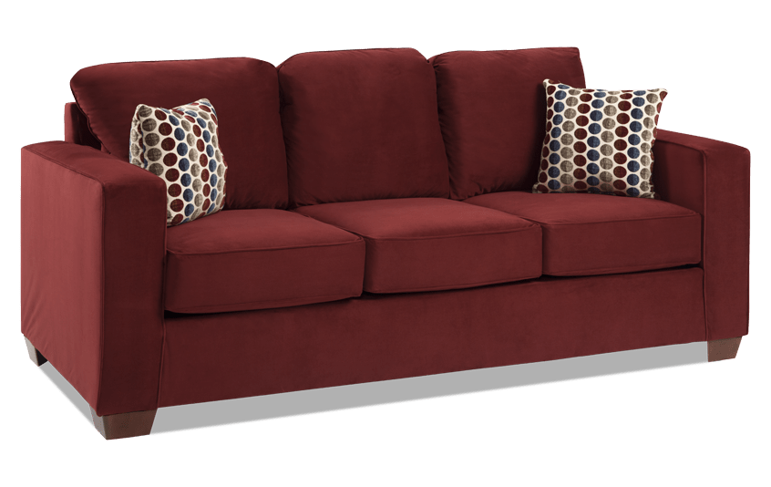 Aubree Berry Sofa