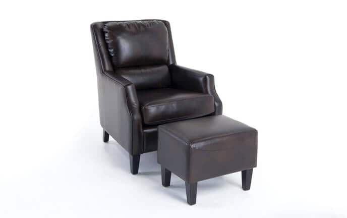 Riley Chair & Ottoman