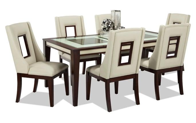 Kenzo 7 Piece Dining Set