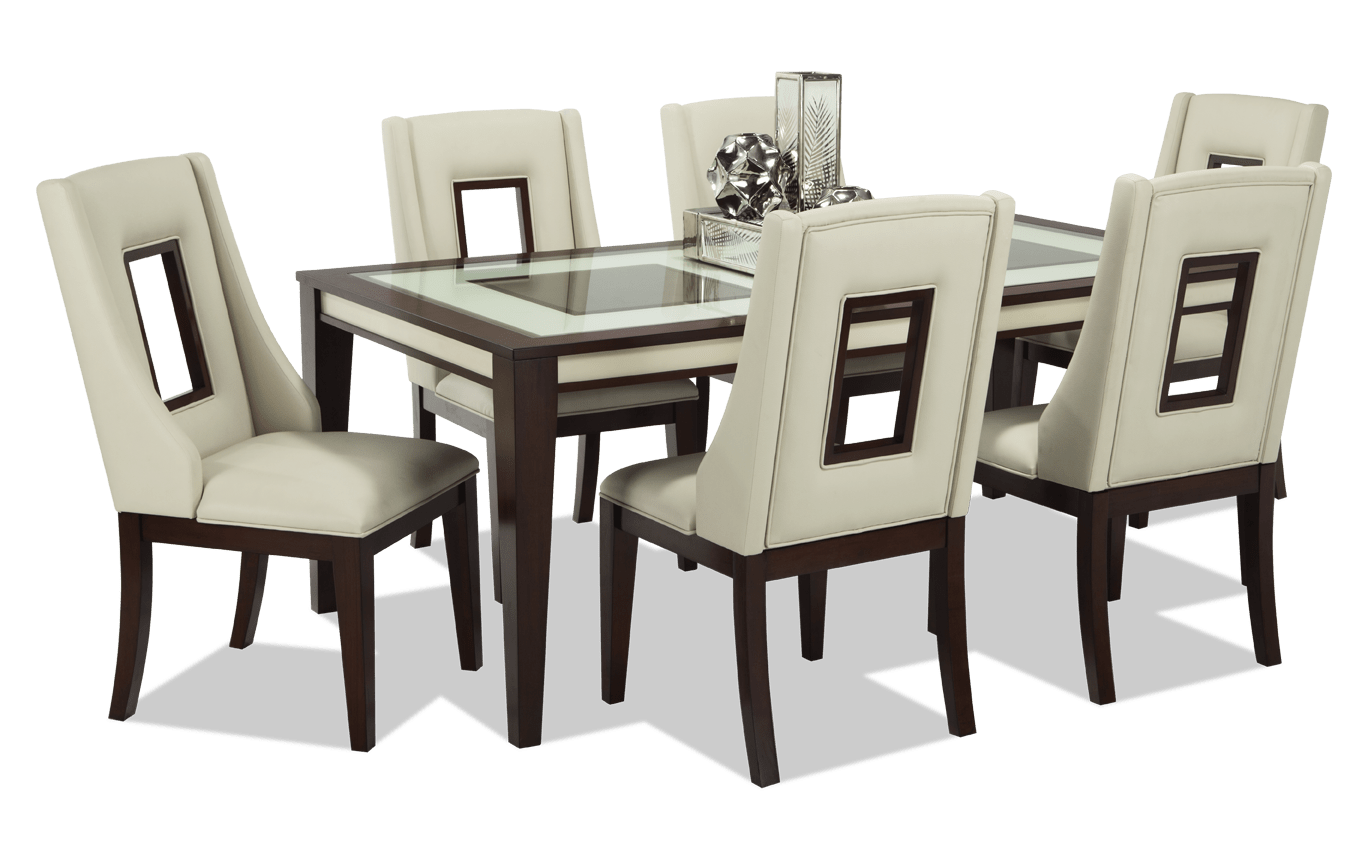 Adorable Bobs Furniture Table And Chairs Pub Set Bob Dining ...