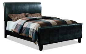 Jonathan Queen Upholstered Bed