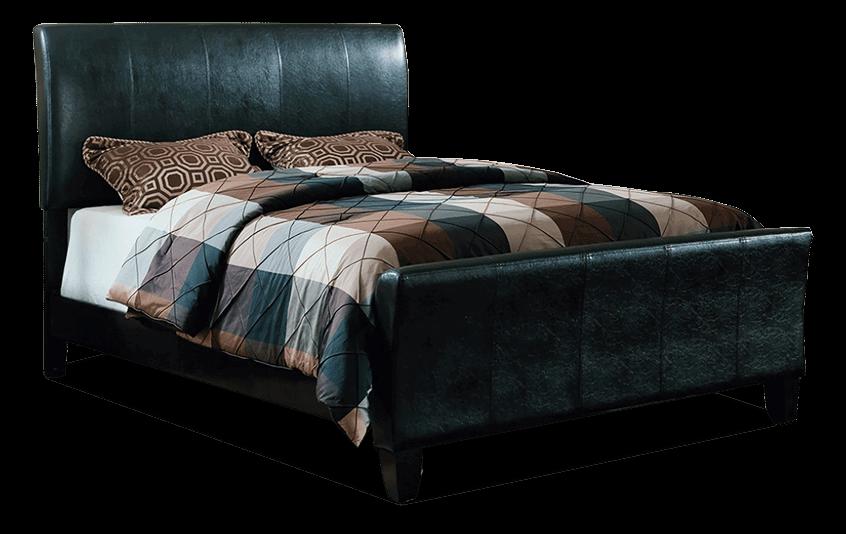 Jonathan Upholstered Queen Bed