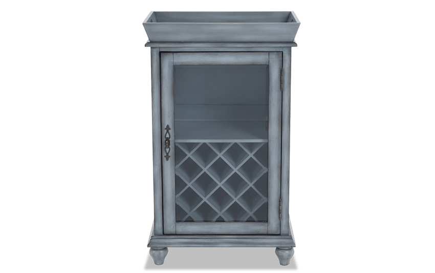 Tray Table Wine Cabinet