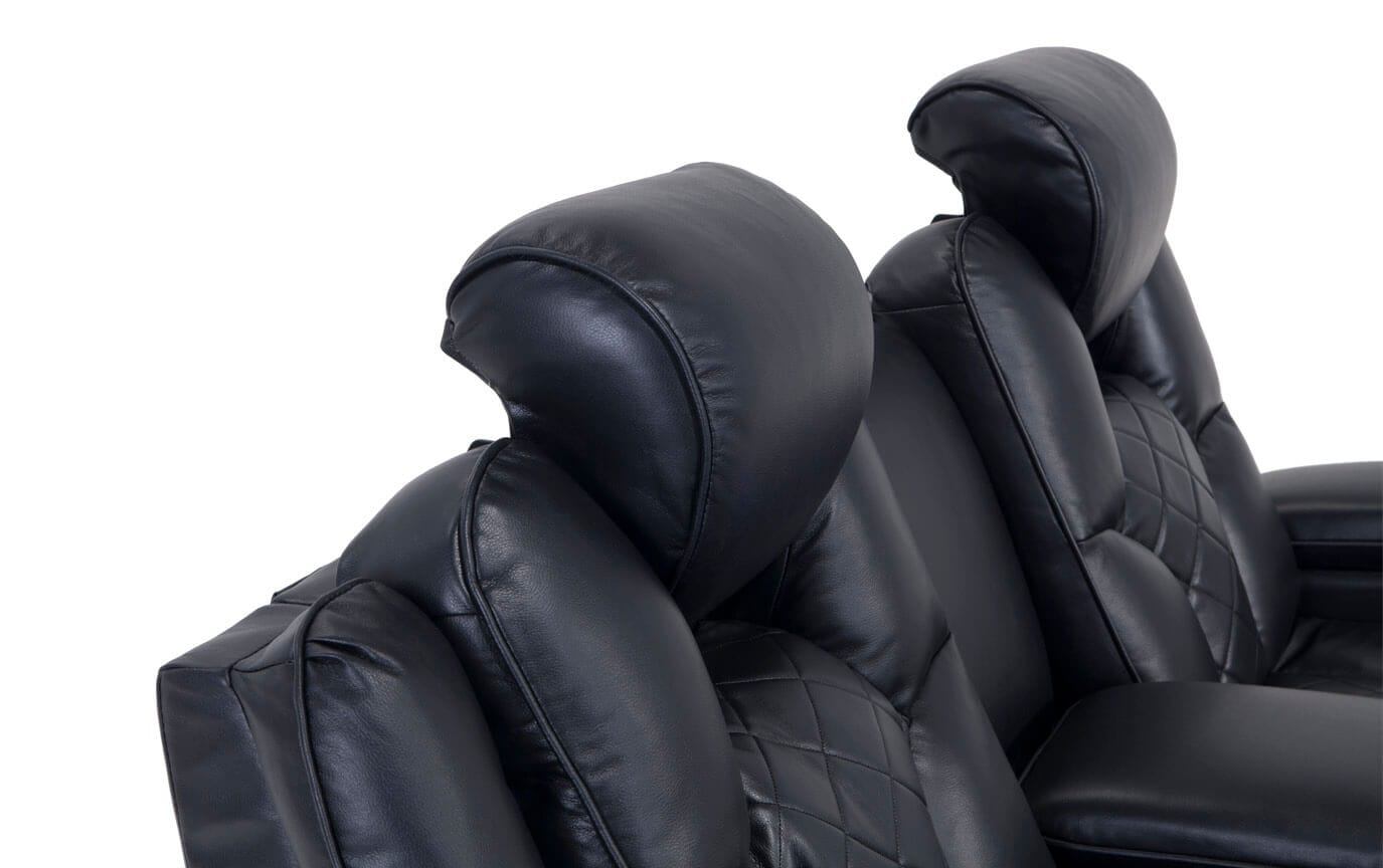 Gladiator Power Dual Reclining Console Loveseat