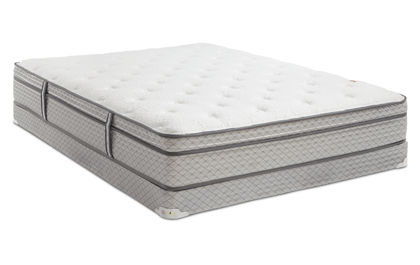 Anticipation Euro Top Full Low-Profile Mattress Set