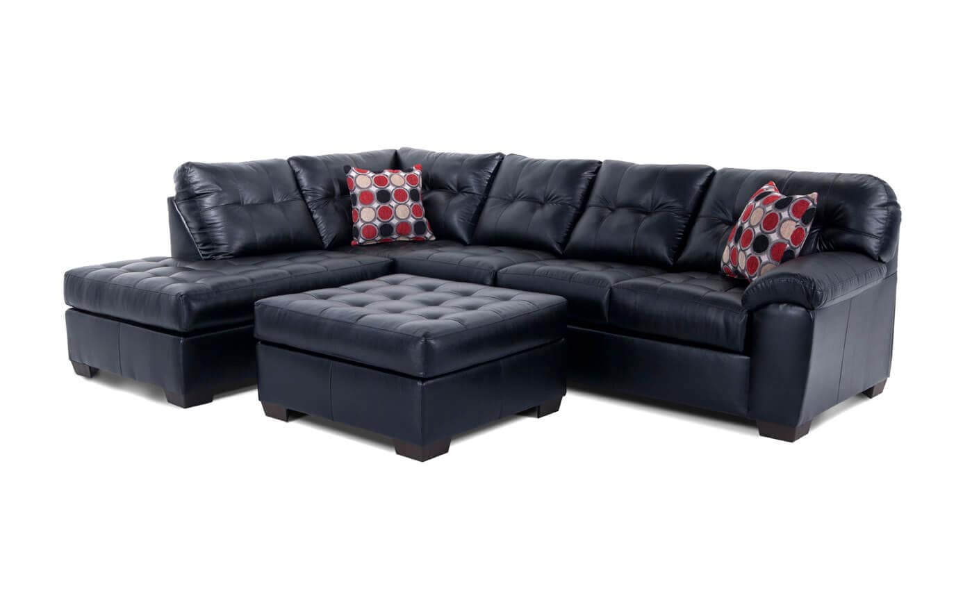 Mercury 3 Piece Right Arm Facing Sectional