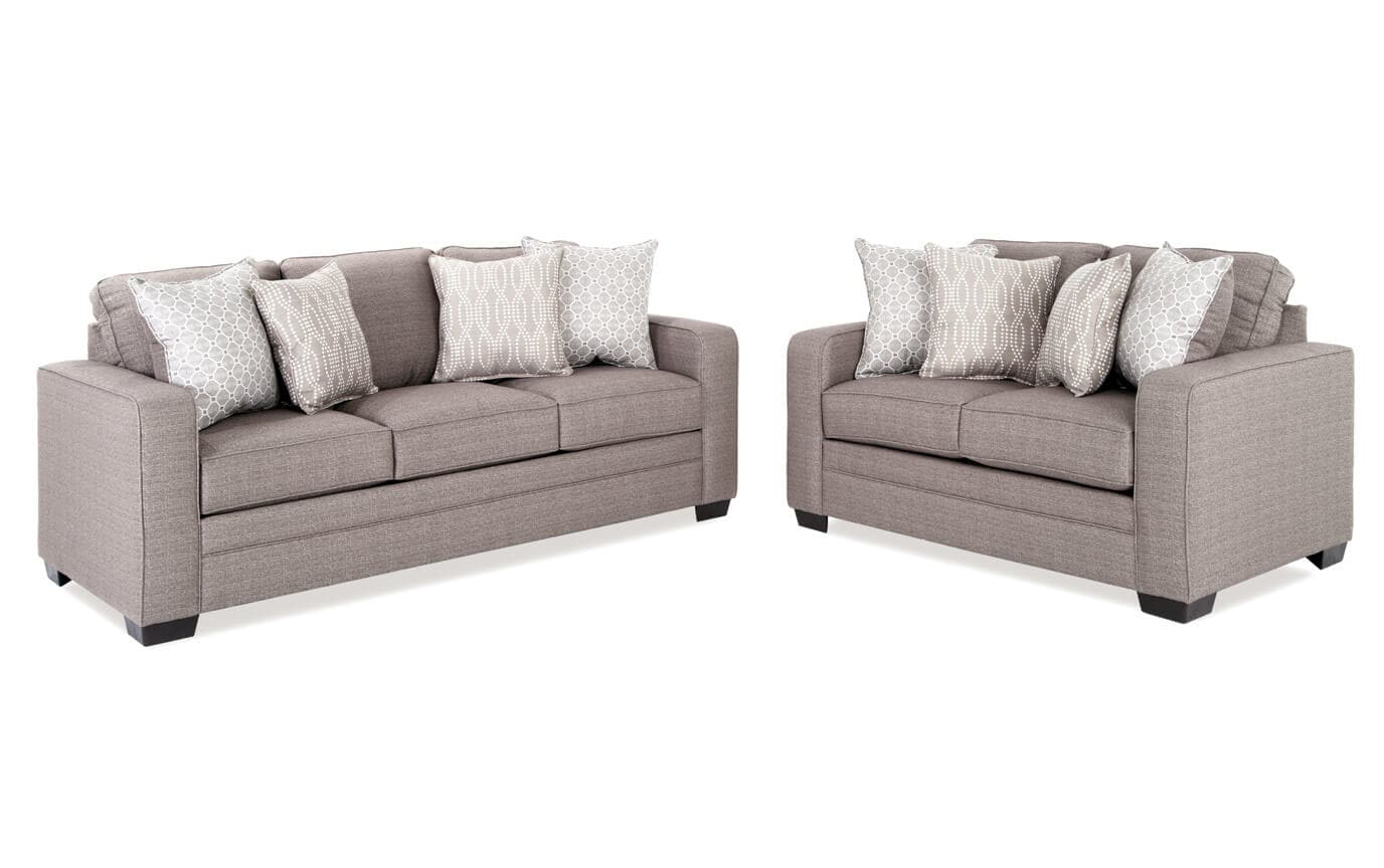 Greyson Sofa Loveseat
