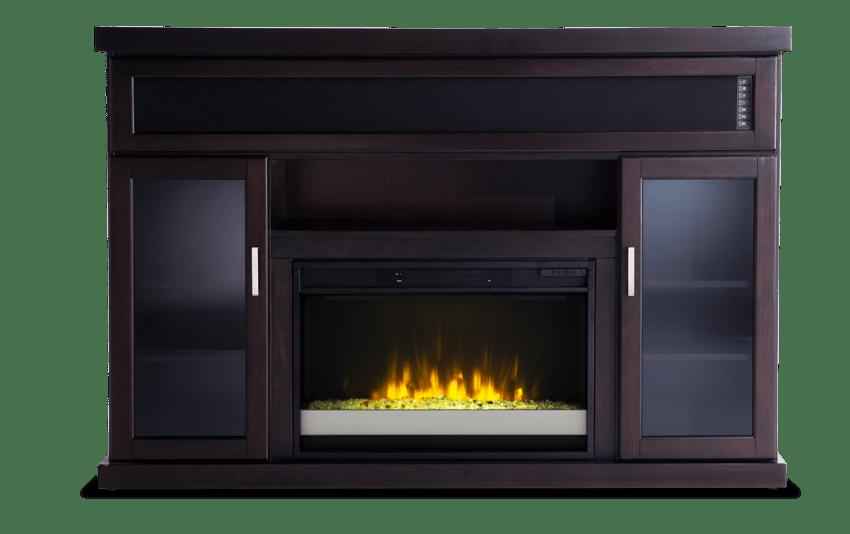 Samantha Fireplace