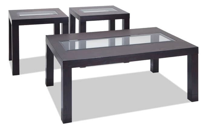 Skylight Tail Table Set