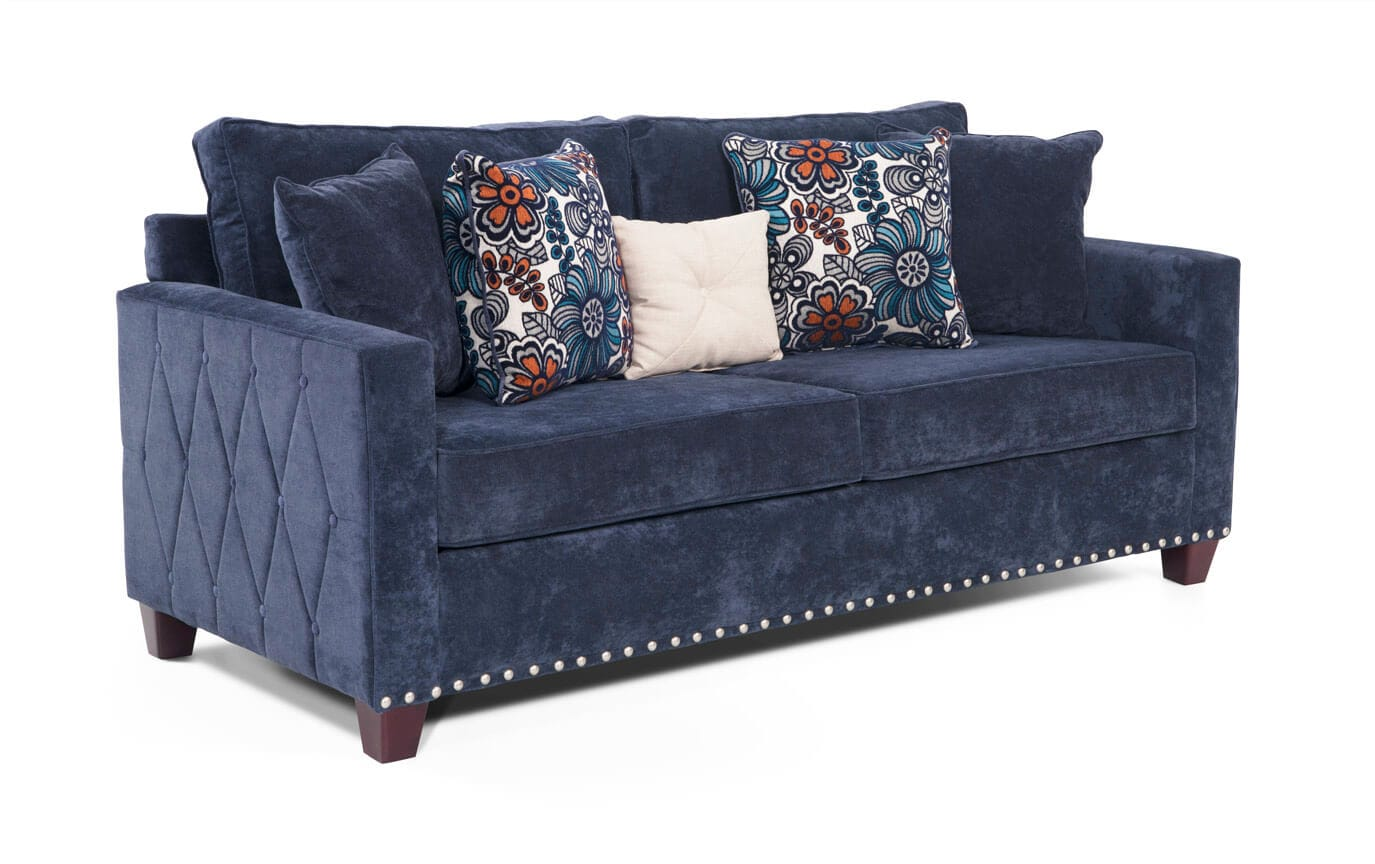 furniture out pull tufted bobs sofa bob mattress bed velvet discount leather sleeper amazing couch