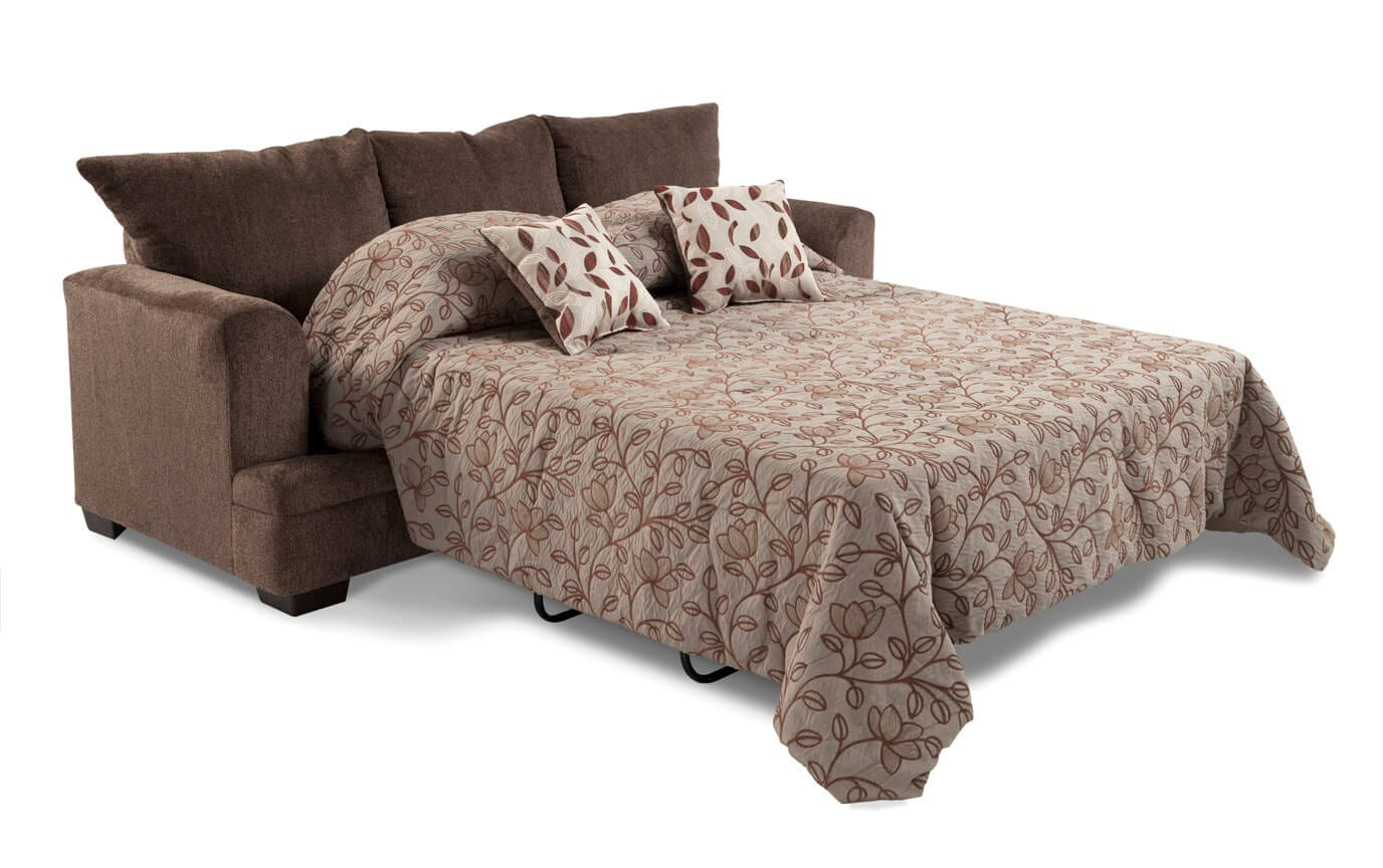 Miranda Bob O Pedic Gel Queen Sleeper Sofa Bobs Com
