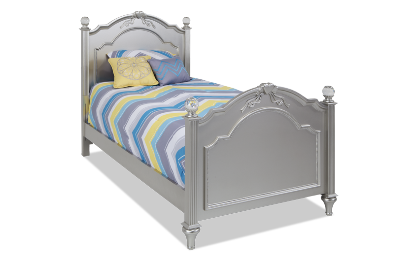 Madelyn Twin Platinum Bed