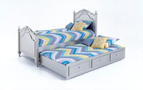 Madelyn Bed With Trundle