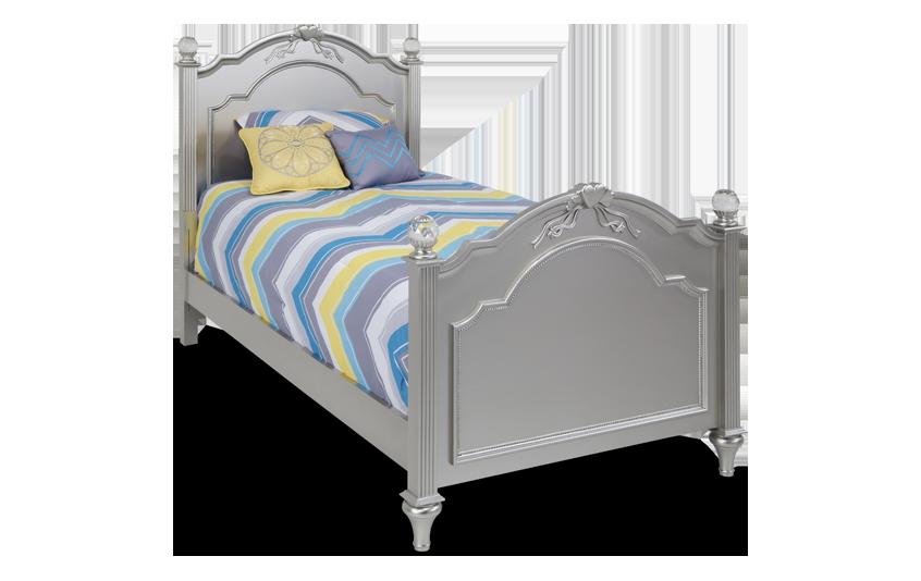 Madelyn Full Platinum Bed Bobs Com
