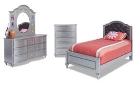 Madelyn Upholstered Bedroom Set
