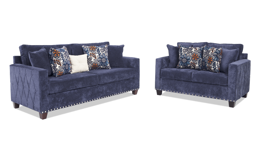 Blue Sofa Bed Reversible Sectional Sofa Bed Royal Home