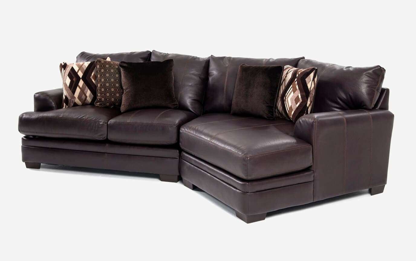 coleman from chaise sw sectional cuddler fleece htm loveseat raf hazes ashley