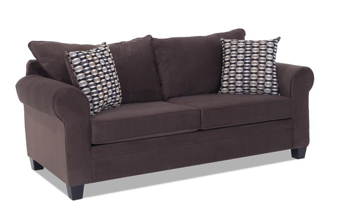 Banner Brown Sofa