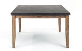 "Montibello 54"" x 54"" Bluestone Marble Dining Table"
