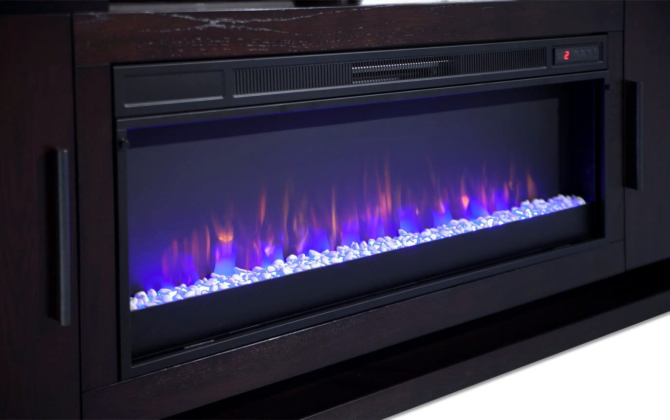 Flare Fireplace