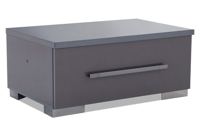 Platinum 1 Drawer Chest