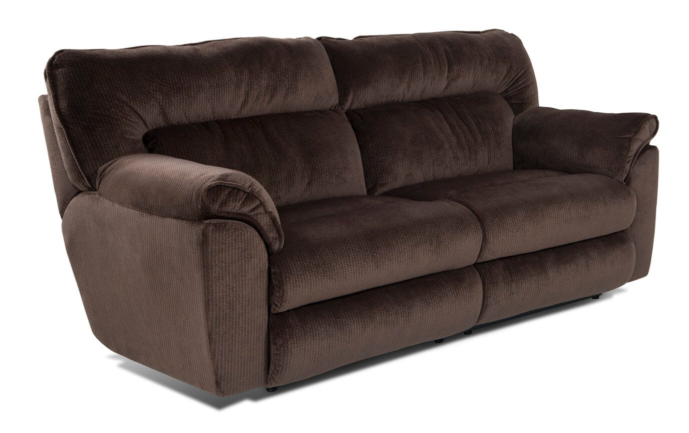 Brava Power Reclining Sofa & Console Loveseat