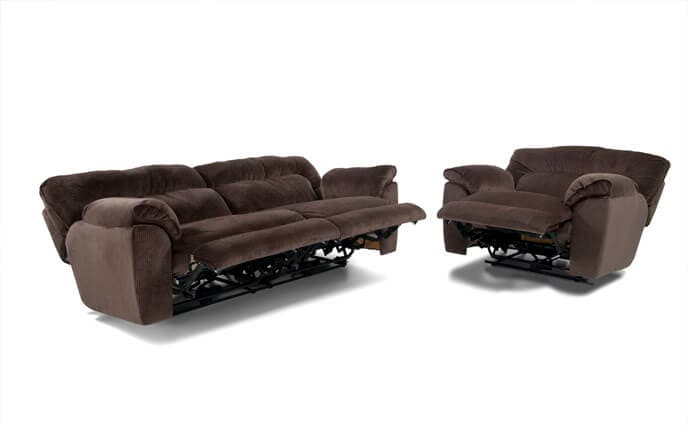 Brava Power Reclining Sofa & Power Recliner