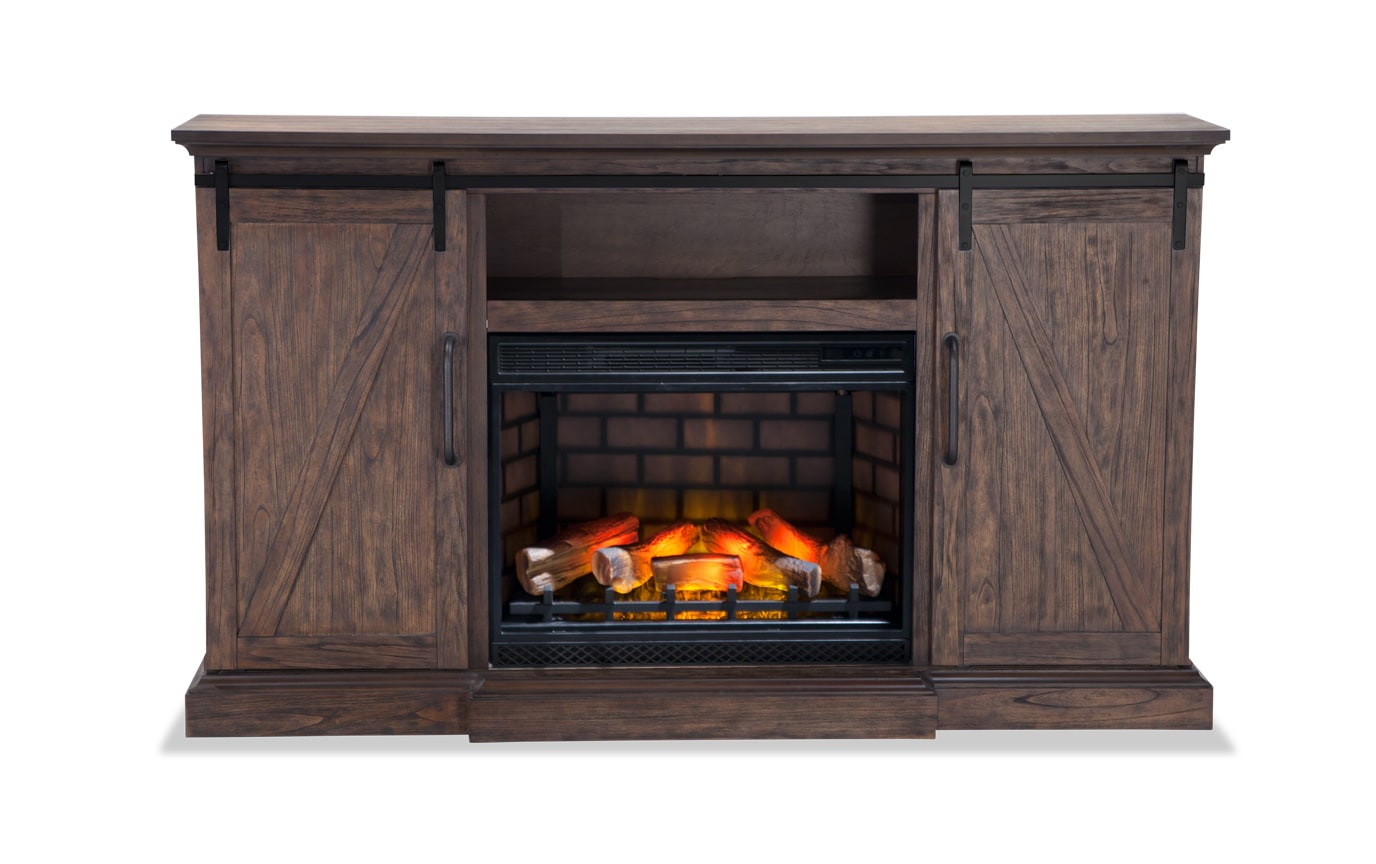 Frontier Fireplace
