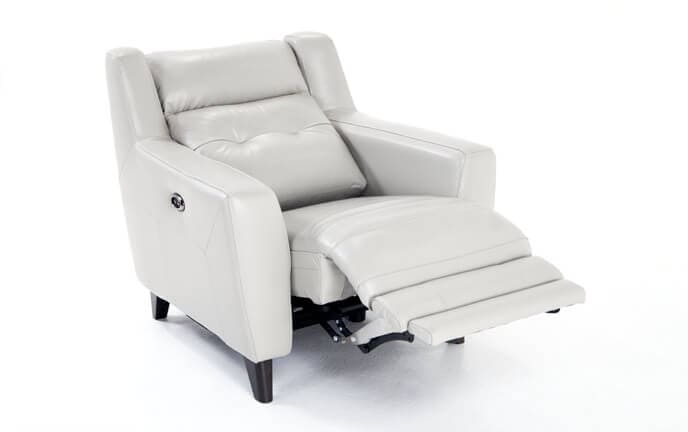 Stratus Leather Power Recliner