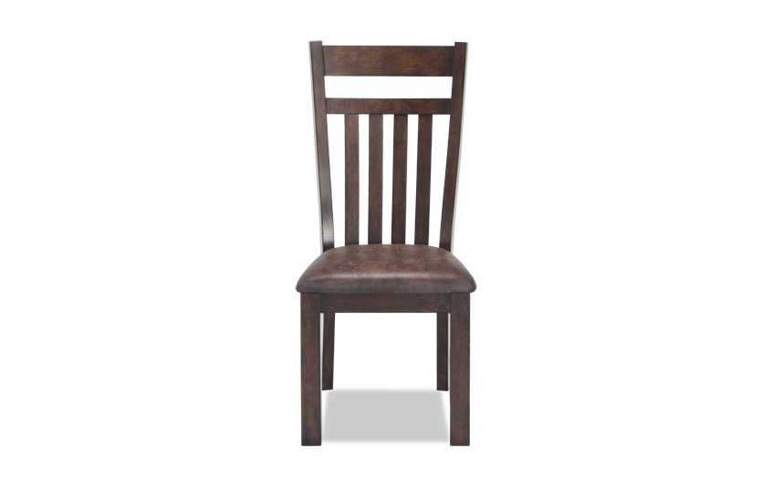 Mesa Slatted Back Side Chair