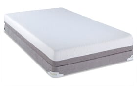 Bob-O-Pedic 6 Twin Low Profile Mattress Set