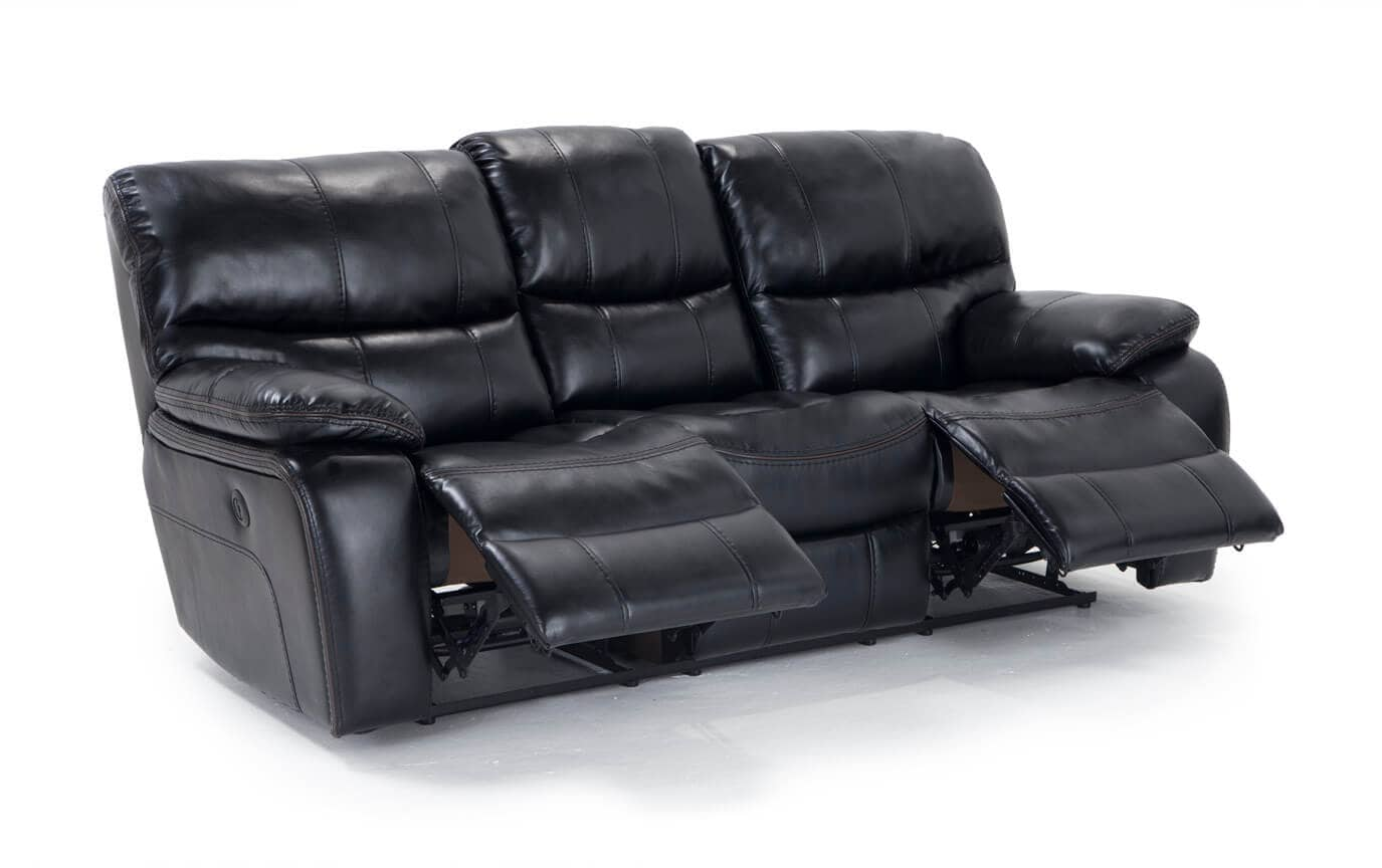 avenger power reclining sofa bob s discount furniture rh mybobs com powered reclining sofa makes clicking noise power recliner sofa set