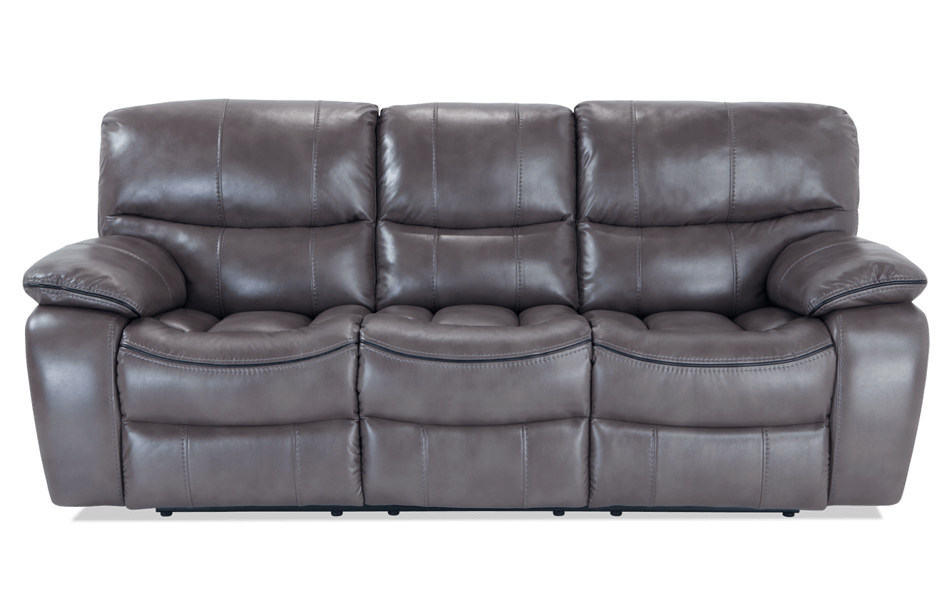 Avenger Power Reclining Sofa | Bobs.com