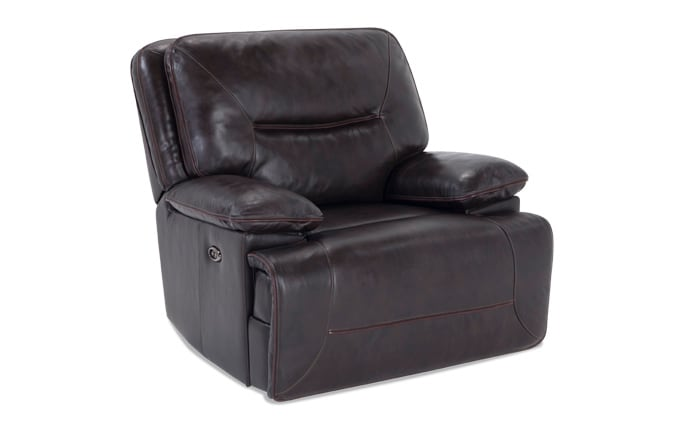 Marco Leather Power Recliner