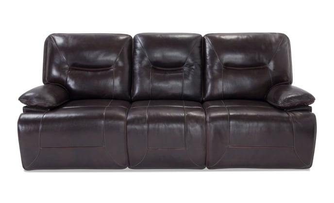 Marco Leather Reclining Sofa