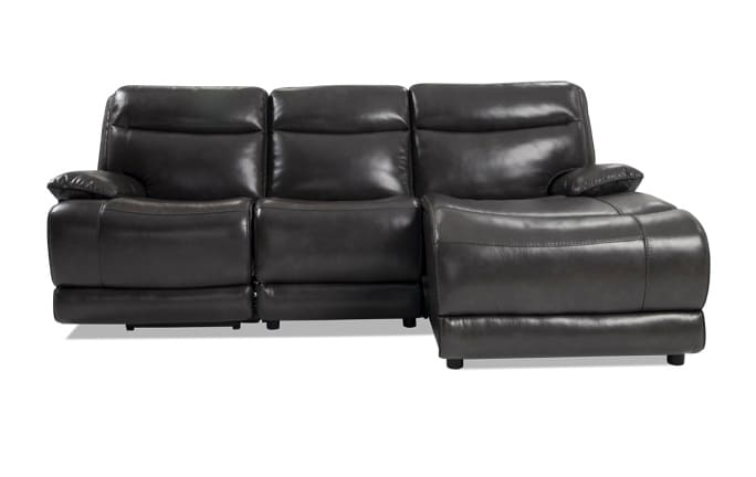 Supernova Power Reclining Left Arm Facing Sectional