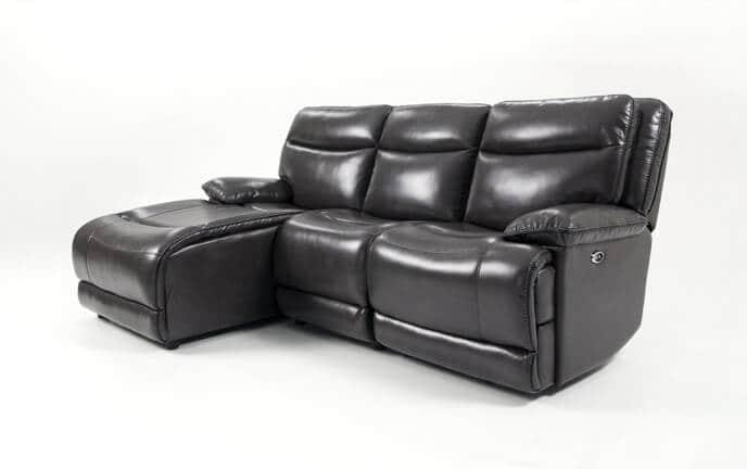 Supernova Power Reclining Right Arm Facing Sectional